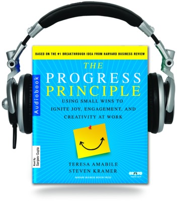 Buy The progress principle: Book
