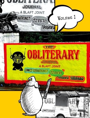 Buy The Obliterary Journal (English): Book