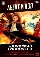 AGENT VINOD : THE JUNGFRAU ENCOUNTER (English): Book