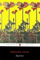 Pygmalion (English): Book