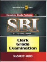 Complete Study Package for SBI (Clerk Grade Examination) 1st Edition: Book