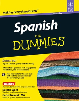 Buy Spanish for Dummies; 2ed; w/cd (English) 2nd Edition: Book