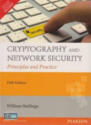Buy Cryptography and Network Security : Principles and Practice 5 Edition: Book