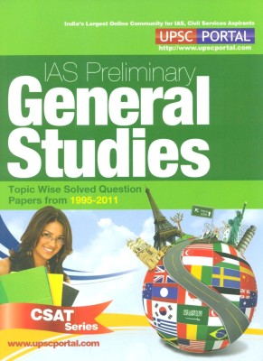 Buy General Studies: Preliminary Examination Topic Wise Solved Question Papers (1995 - 2011) 1st Edition: Book