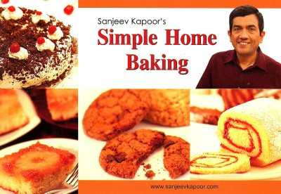 Free download a book of 400 vegetarian recipe by sanjeev kapoor simple home baking book by sanjeev kapoor forumfinder Gallery