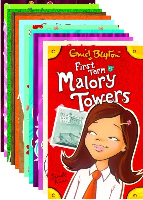 Buy Malory Towers Series (Set Of 12 Books): Book