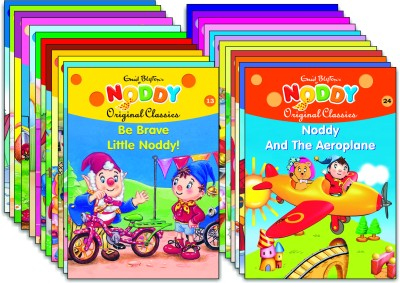 Buy Noddy Original Classics ? Singles (Set Of 24 Books): Book