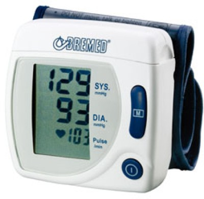 Buy Bremed BD 555 Wrist Bp Monitor: Bp Monitor