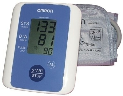Buy Omron HEM 7111 Upper Arm Bp Monitor: Bp Monitor
