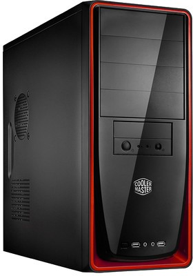 Buy Cooler Master Elite 310 Cabinet (Red): Cabinet