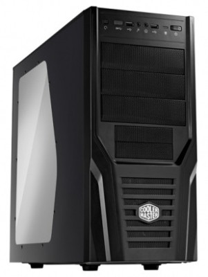Buy Cooler Master Elite 431 Mid Tower Cabinet: Cabinet