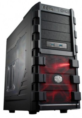 Buy Cooler Master HAF 912 Advanced Mid Tower Cabinet: Cabinet