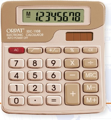 Buy Orpat SDC 1108 Basic: Calculator