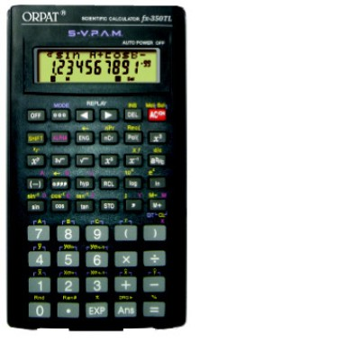 Buy Orpat fx350TL Scientific: Calculator