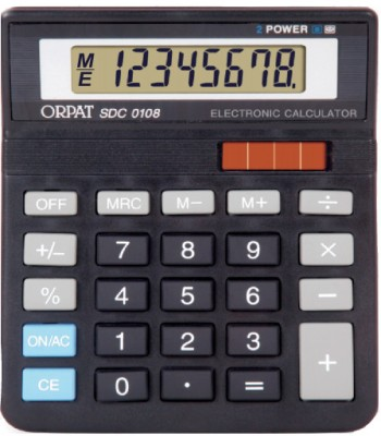 Buy Orpat SDC0108 Basic: Calculator