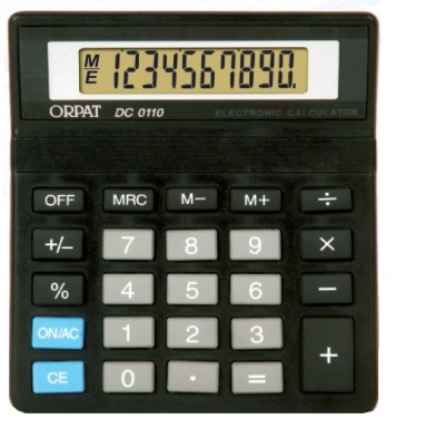 Buy Orpat DC0110 Basic: Calculator