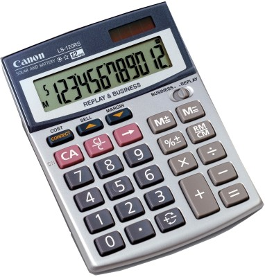 Buy Canon LS-120RS Basic: Calculator