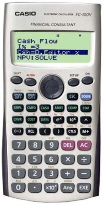Buy Casio FC 100V Financial: Calculator