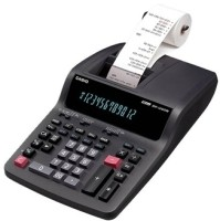 Casio DR 120 TM BK Printing Calculator: Calculator