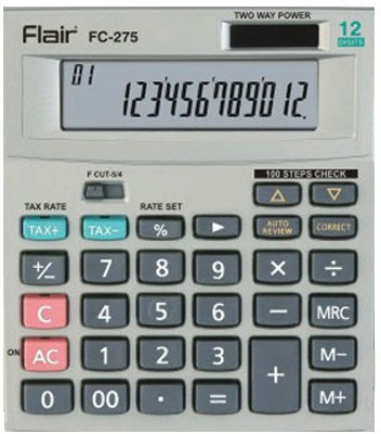 Buy Flair FC - 275 Basic: Calculator
