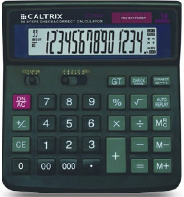 Buy Caltrix CT- 640 Basic: Calculator