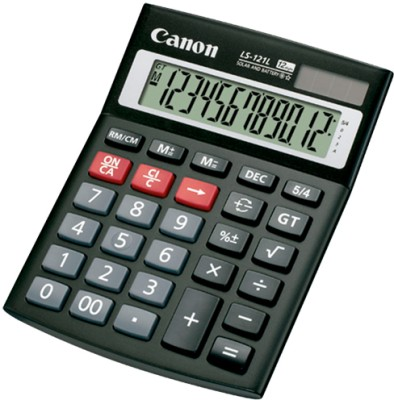 Buy Canon LS-121L Basic: Calculator