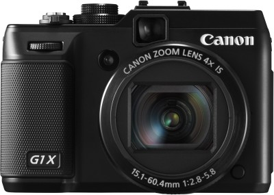Buy Canon PowerShot G1 X Point & Shoot Camera: Camera