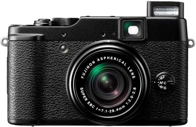 Buy Fujifilm FinePix x10 Point & Shoot Camera: Camera