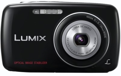 Buy Panasonic Lumix DMC-S3 Point & Shoot: Camera