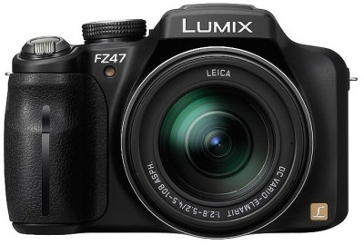 Buy Panasonic Lumix DMC-FZ47 Point & Shoot: Camera