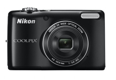 Buy Nikon Coolpix L26 Point & Shoot Camera: Camera