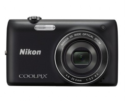 Buy Nikon Coolpix S4150 Point & Shoot Camera: Camera