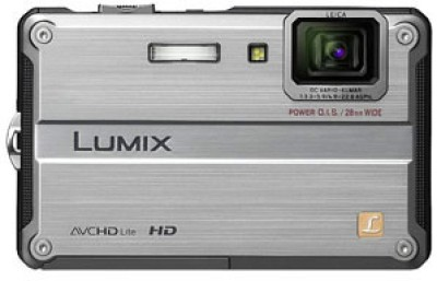 Buy Panasonic Lumix DMC-FT2 Point & Shoot: Camera