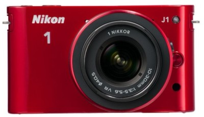 Buy Nikon 1 J1 Mirrorless: Camera