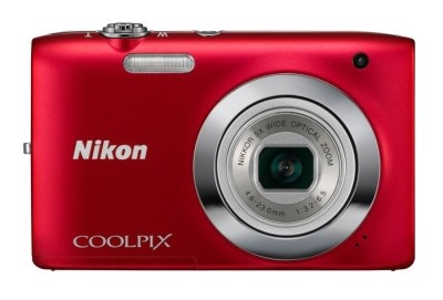 Buy Nikon Coolpix S2600 Point & Shoot Camera: Camera