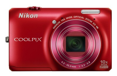 Buy Nikon Coolpix S6300 Point & Shoot: Camera
