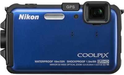 Buy Nikon Coolpix AW100 Point & Shoot: Camera