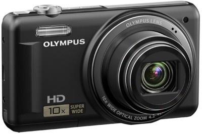 Buy Olympus VR-310 Point & Shoot: Camera