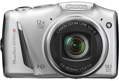 Buy Canon PowerShot SX150 IS Point & Shoot Camera: Camera