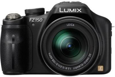 Buy Panasonic Lumix DMC-FZ150 Point & Shoot Camera: Camera