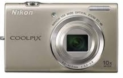 Buy Nikon S6200 Point & Shoot Camera: Camera
