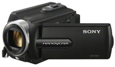 Buy Sony DCR-SR21E Camcorder Camera: Camera