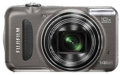 Fujifilm FinePix T200 Gun Metal available at Flipkart for Rs.8500