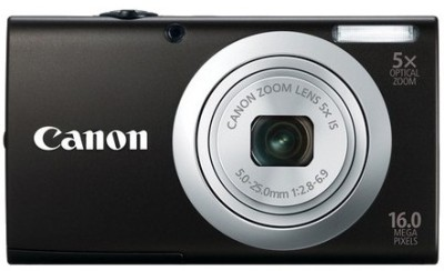 Buy Canon PowerShot A2400 IS Point & Shoot Camera: Camera