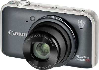Buy Canon PowerShot SX220 HS: Camera