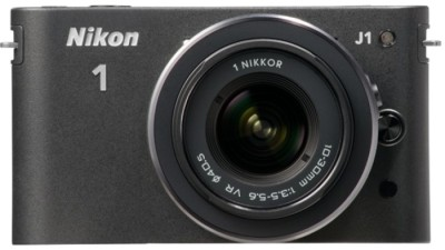 Buy Nikon 1 J1 Mirrorless Camera: Camera