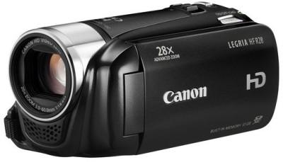 Buy Canon Legria HF R28 Camcorder Camera: Camera