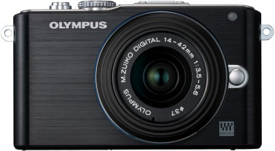 Buy Olympus PEN Lite E-PL3 Mirrorless Camera: Camera