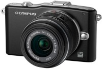 Olympus PEN Mini E-PM1 Mirrorless: Camera