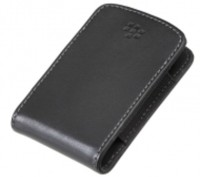 BlackBerry Pocket for 8520/9780 (Black): Cases Covers